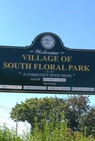 Village Sign 1