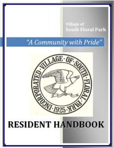 Handbook Front Page